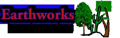 Earthworks Landscaping Logo